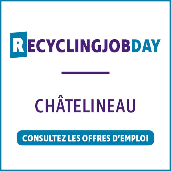 Recyclingjob-chatelineau