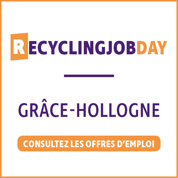 Recyclingjob-grace-hollogne