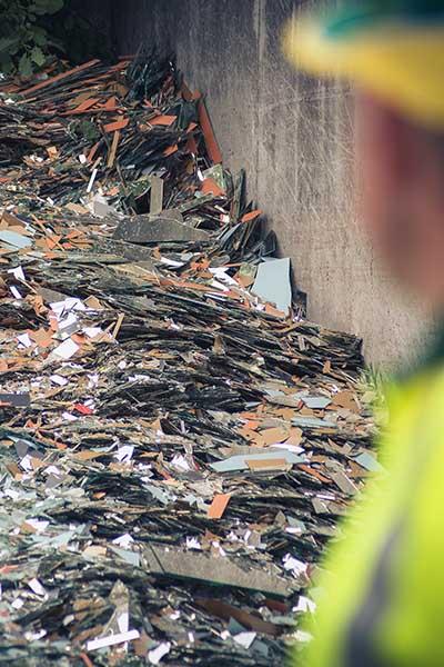 Favoriser le développement de nouvelles filières de recyclage, c'est la création de nouveaux emplois.
